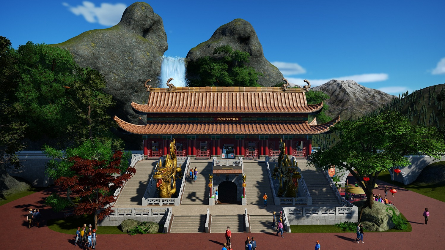 Train Station: Oriënt Expess | Frontier Forums