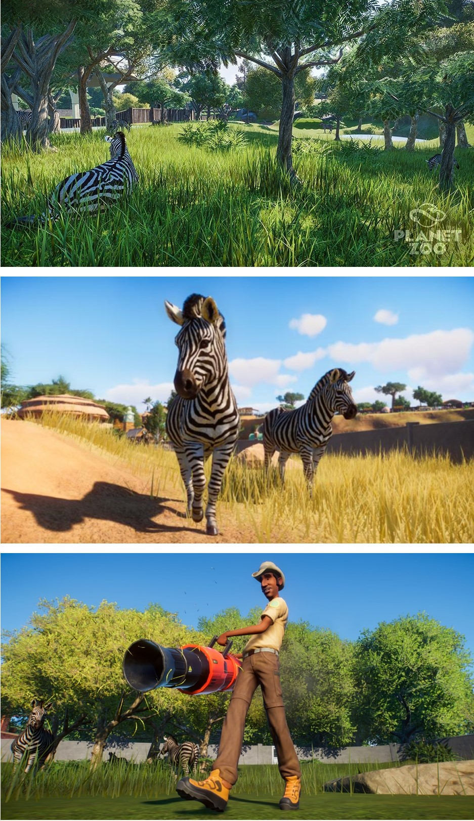 This Week In Planet Zoo - May 19-25 | Frontier Forums