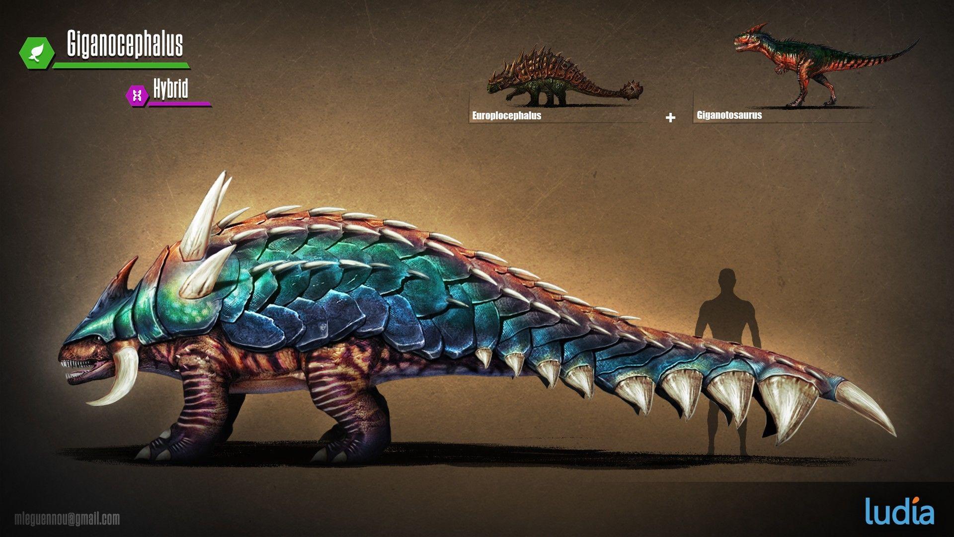 Dinosaurs Dinosaur Pack - Hybrids | Frontier Forums