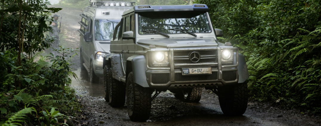 Buildings & Attractions Light ACU vehicles | Frontier Forums