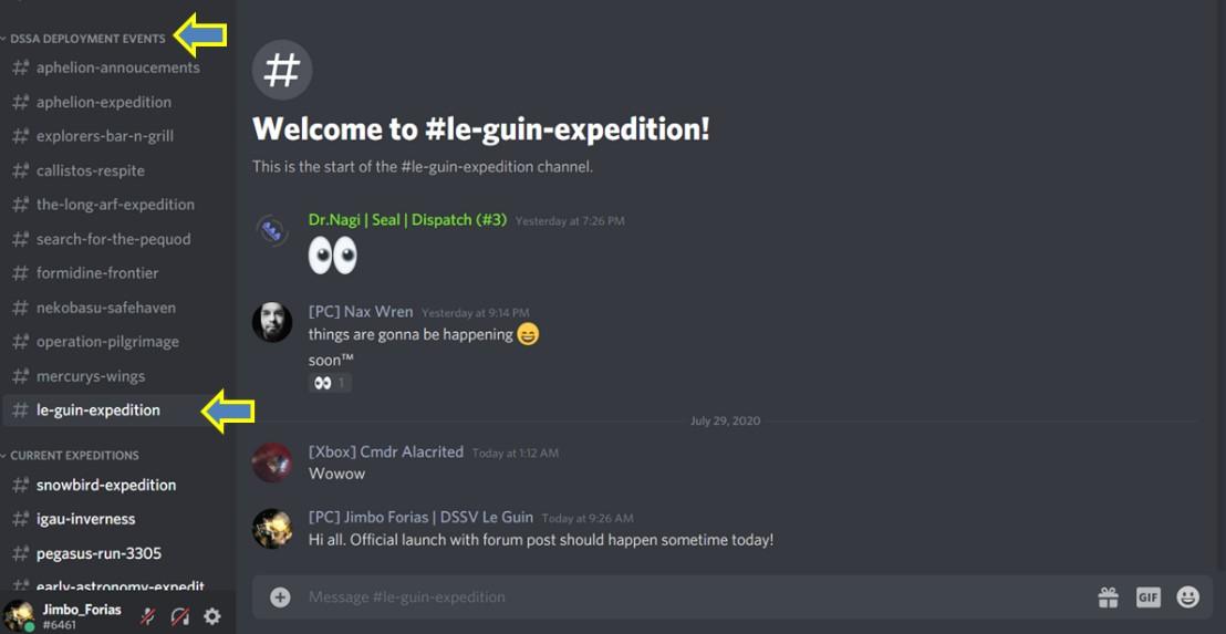 Discord Le Guin Channel.jpg
