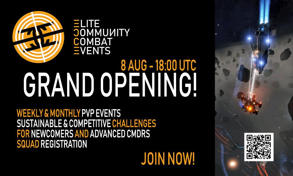 PvP ΞϽCΞ - Elite Community Combat Events (GRAND OPENING 8