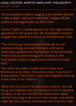 Marlinist Systems News.png